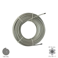 Cable Galvanizado  10 mm....