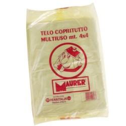 Plastico Cubretodo Maurer...
