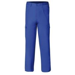 Buzo Trabajo Wolfpack Azul...