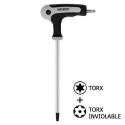 """Llave Torx Maurer """"L"""" T10..."""