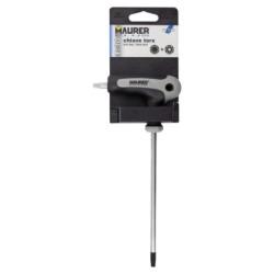 """Llave Torx Maurer """"L"""" T15..."""